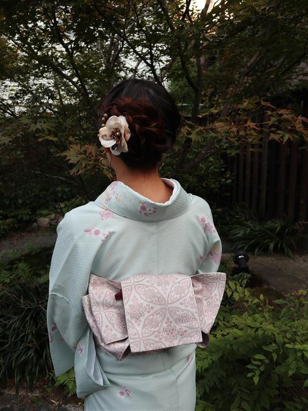 和服 京都