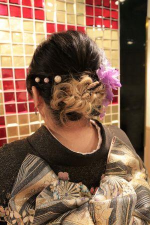 お好みヘアセット