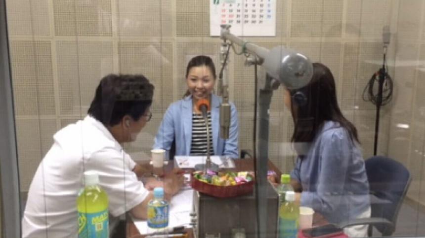 KBSラジオ「こちらヒラタ屋京都本店」