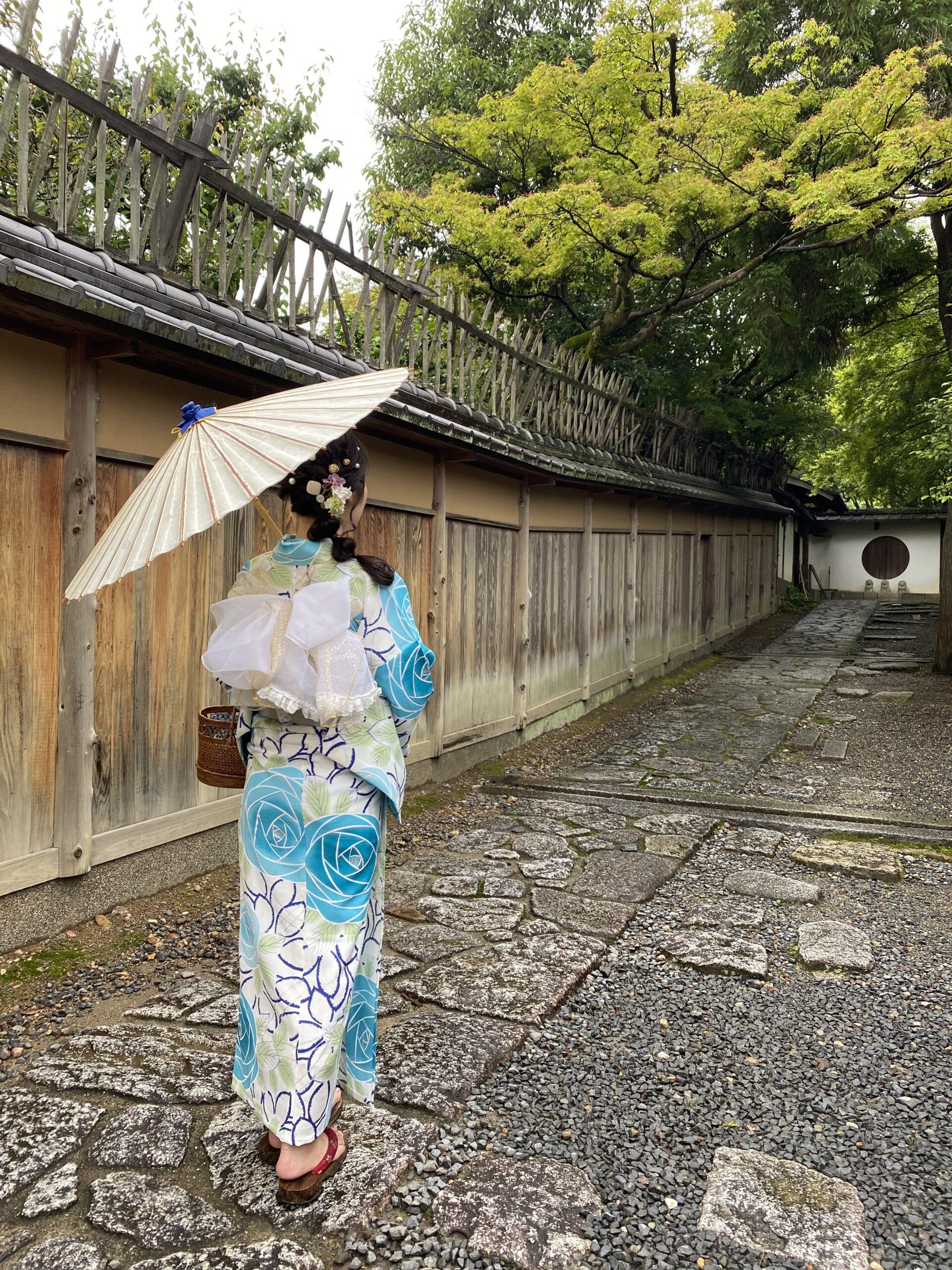 京都☆雨の日おすすめスポット5選